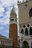 Quadrado de San Marco foto de stock