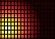Quadrado de Sun Foto de Stock