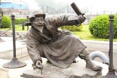 Quadrado de Tianqiao em Beijing Fotos de Stock