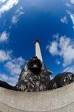 Quadrado de Trafalgar Imagens de Stock