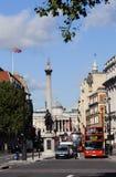 Quadrado de Trafalgar Fotografia de Stock Royalty Free