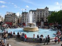 Quadrado de Trafalgar Imagens de Stock Royalty Free