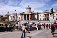 Quadrado de Trafalgar Imagem de Stock Royalty Free