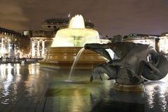 Quadrado de Trafalgar - Londres Fotos de Stock