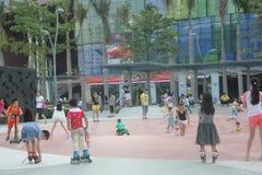 Quadrado do entretenimento das crianças em SHENZHEN NANSHAN Imagem de Stock