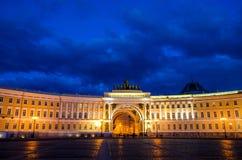 Quadrado do palácio, Fotos de Stock
