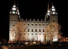 Quadrado do templo Imagem de Stock Royalty Free