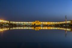 Quadrado do xá em Isfahan Irã Fotografia de Stock Royalty Free