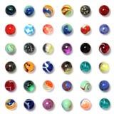 Quadrado dos mármores Imagens de Stock