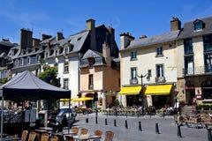Quadrado em Rennes Imagens de Stock Royalty Free
