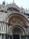 Quadrado em Veneza Imagens de Stock
