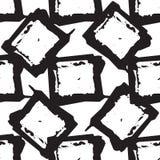Quadrado geométrico Fotografia de Stock Royalty Free