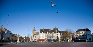 Quadrado, Maastricht imagem de stock royalty free