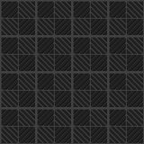 Quadrado preto Fotos de Stock