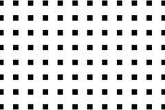 Quadrado - teste padrão abstrato geométrico do vetor Fotos de Stock Royalty Free