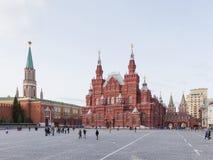Quadrado vermelho em Moscovo Fotografia de Stock