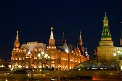 Quadrado vermelho em Moscovo foto de stock royalty free