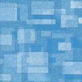 Quadrados abstratos Imagens de Stock