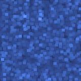 Quadrados azuis Fotos de Stock Royalty Free