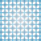 Quadrados brancos Imagens de Stock