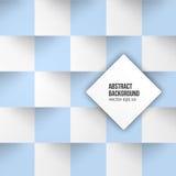 Quadrados da cor do vetor. Fundo abstrato Imagens de Stock Royalty Free