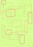 Quadrados da melancia Fotografia de Stock