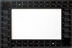 Quadrados do ` s do carpinteiro a personalizar Fotos de Stock Royalty Free