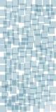 Quadrados gelados Fotografia de Stock Royalty Free