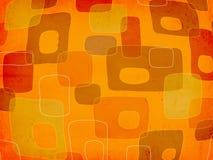 Quadrados Groovy Fotografia de Stock