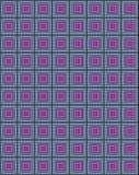 Quadrados pequenos da cor Fotos de Stock