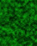 Quadrados verdes da telha Imagens de Stock