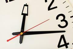 Quadrante dell'orologio Fotografie Stock Libere da Diritti