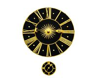 Quadrante di orologio immagine stock libera da diritti
