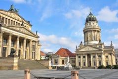 Quadrat in Berlin Lizenzfreie Stockbilder