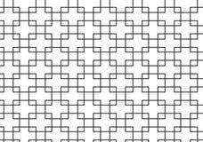 Quadrat der geometrischen Musterbeschaffenheit Lizenzfreies Stockbild