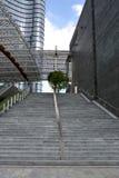 Quadrat Gael Aulenti in Mailand, Italien Stockfoto