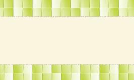 Quadrat heftiger Randhintergrund Stockbilder