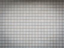 Quadrat kopierte Backsteinmauer Lizenzfreie Stockfotos