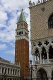 Quadrat San-Marco Stockfoto