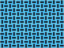 Quadrate kopieren, vector Lizenzfreies Stockfoto