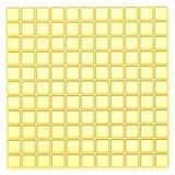 Quadratgoldglasmosaikmuster der Wiedergabe 3D Lizenzfreie Stockfotos