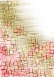 Quadrati Fotografie Stock