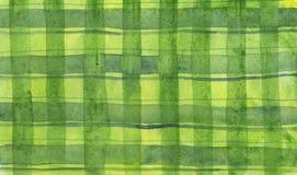 Quadrati in acquerello Fotografie Stock Libere da Diritti