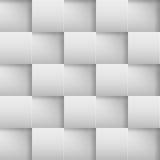 Quadrati astratti del documento introduttivo Illustrazione Vettoriale