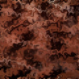 Quadrati del cioccolato Immagine Stock Libera da Diritti