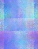 Quadrati dell'estratto strutturati Fotografia Stock Libera da Diritti