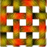 Quadrati di Blury Immagini Stock