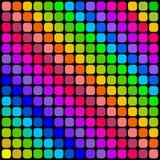 Quadrati di colore. Immagine Stock Libera da Diritti