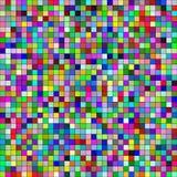 Quadrati multicolori Fotografia Stock Libera da Diritti