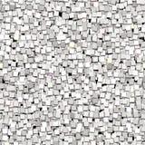 Quadrati piccoli di sovrapposizione immagini stock